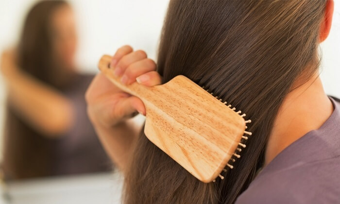 secret for strong and healthy hair