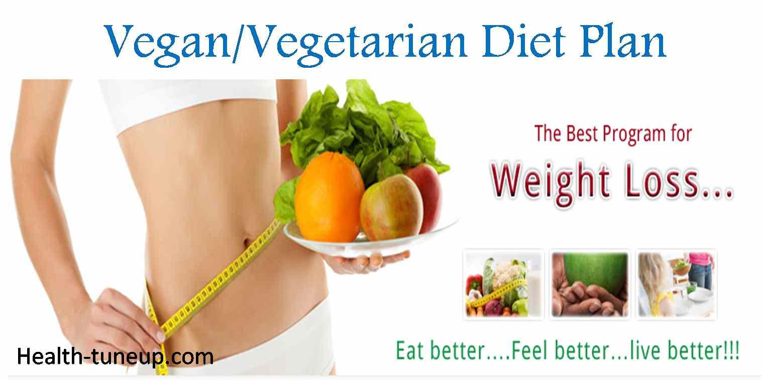 Vegan-Vegetarian Diet Plan