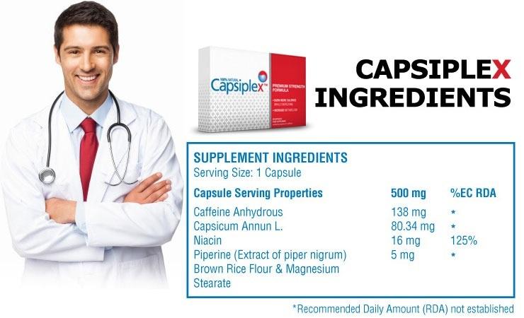 Capsiplex Reviews