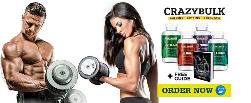 Crazy Bulk Bulking Stack Review | 4 Legal Steroids for Huge Muscle Gain