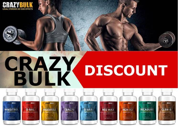 Get Cheap Legal Steroids from Crazy Bulk Official Store - Buy 2 Get 1