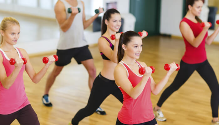 Exercise regularly to keep yourself healthy