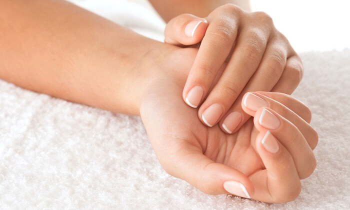 Collagen helps Build Stronger Nails