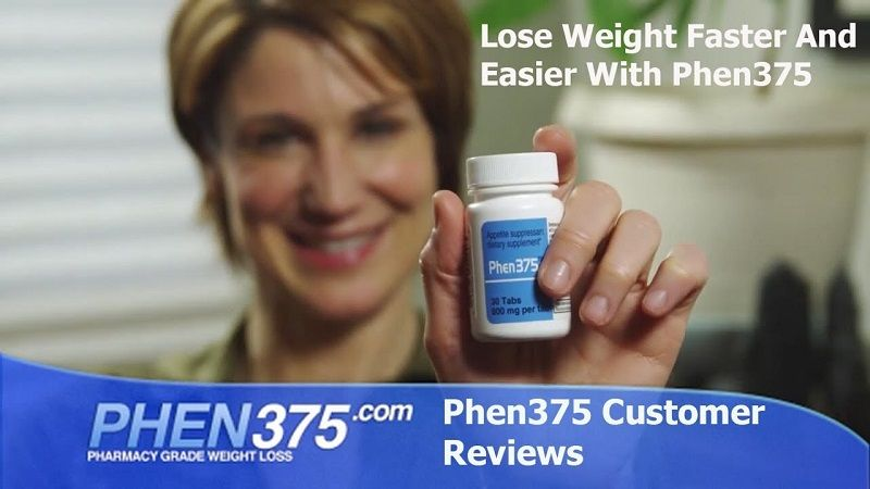 Phen375 Customer Reviews 2017 – How It Works & Side Effects?