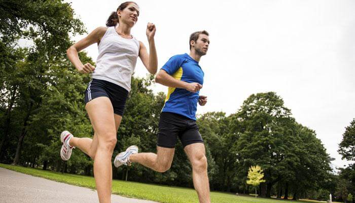 Physical activity for setting yourself health goals