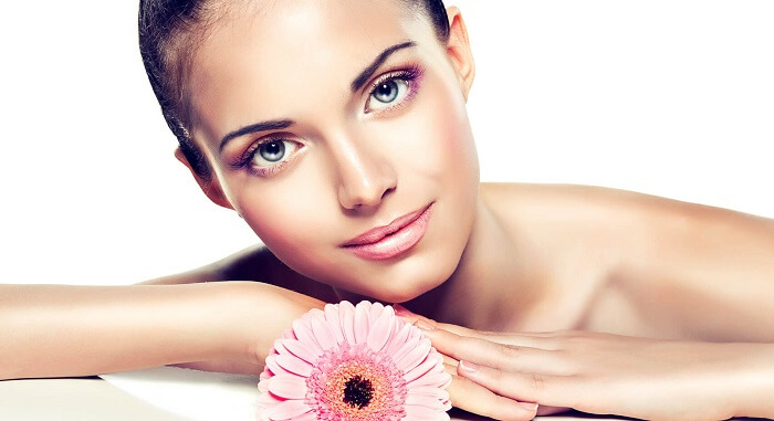 collagen helps you get smooth skin and reverse back aging