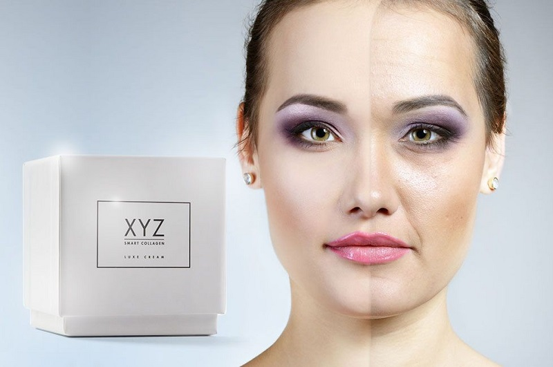 XYZ Collagen Face Cream Reviews : Does it Really Work?