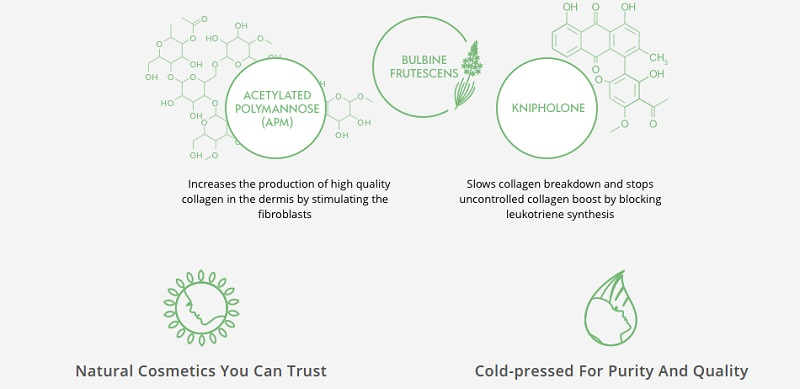 xyz smart collagen ingredients
