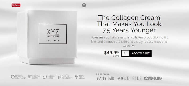 XYZ Smart Collagen Discount Offer